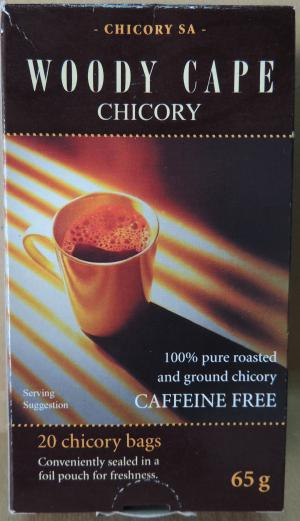 Commercial brand of pure chicory.